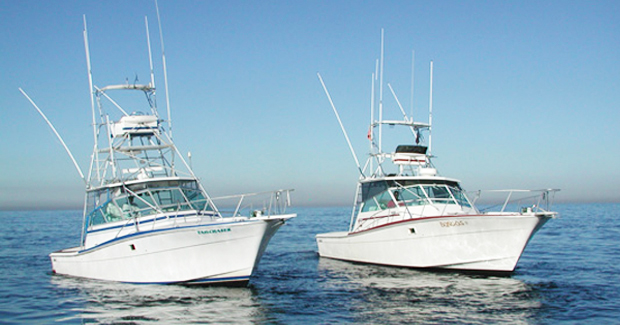Six pack fishing boat rental for Fishing boat rental