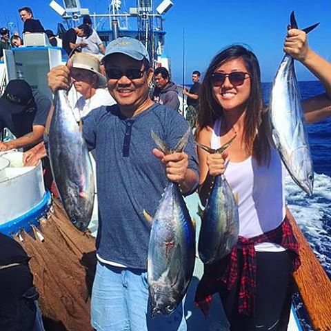 Beautiful weather amazing fishing westernpride for Davey s locker fish count