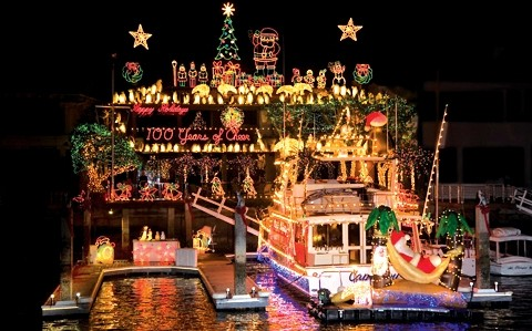 Newport Beach Christmas Boat Parade 2015 Tickets On Sale Now!