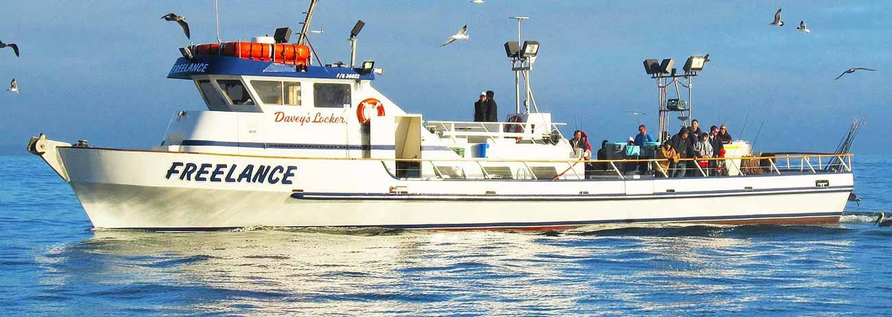 Deep Sea Fishing Orange County