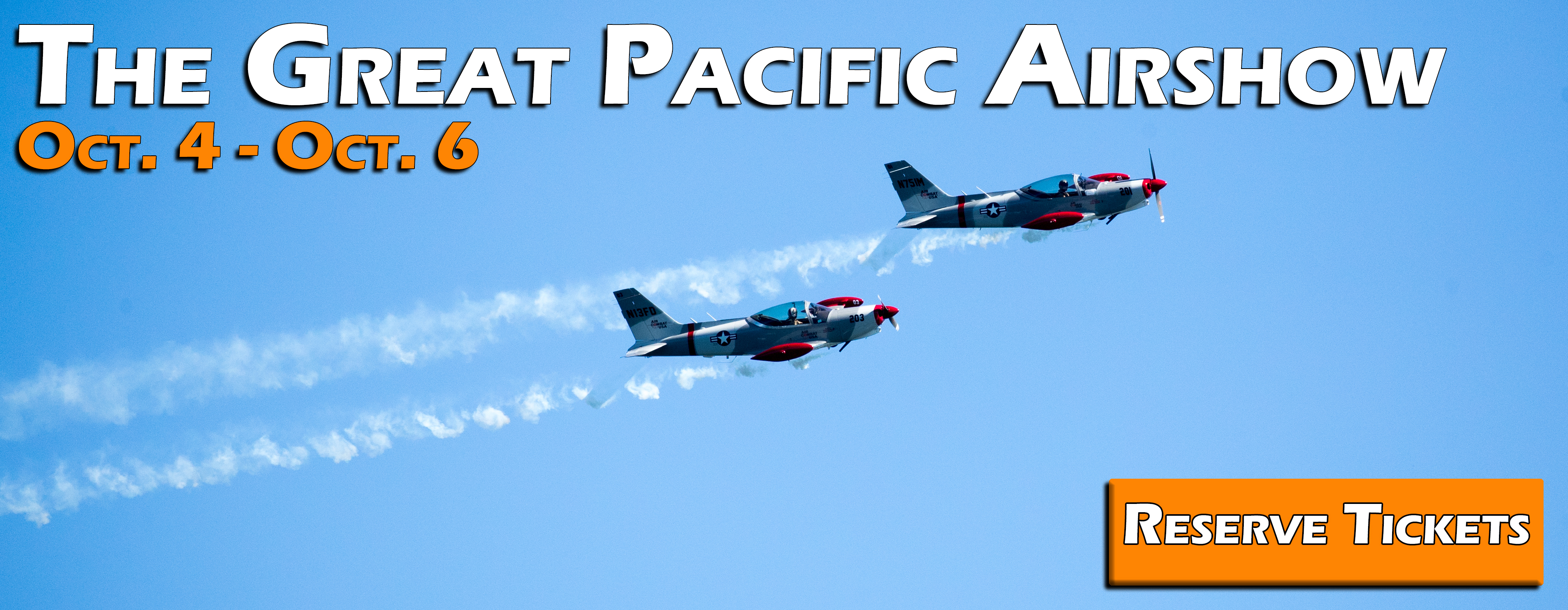 2019 Great Pacific Airshow